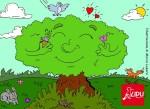 opuscolo scuola sull'albero