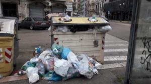 cassonetto rifiuti fg